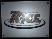 sports.amusement bar RiCE