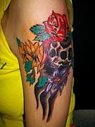 タトゥー&日本伝統刺青