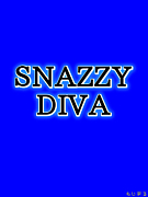 SNAZZY DIVA