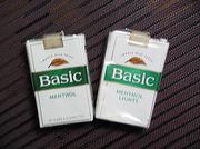 Basic  (メンソール たばこ)