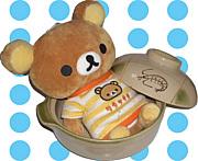 リラックマ鍋