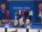 障害者水泳 TEAM・JAPAN