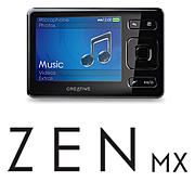 Creative ZEN MX