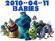゚*2010年4月11日生まれBaby*゚