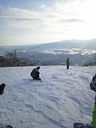 LOVE snow-mountain