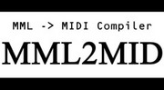 MML -> MIDI Compiler MML2MID
