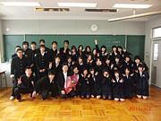 大野高校3年A組 2011年卒
