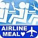 機内食友の会(飛行機・機内食)