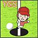 やっぱりゴルフがすきっ♪