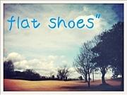 """浜松ゴルフサークル flat shoes"""""""