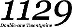 1129 (イチイチニーキュー)