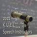 KUEL Speech Instructors 2011