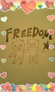 FREEDOM☆彡
