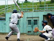 軟式野球部ー!!
