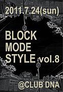 "Block ""MODE"" Style"