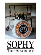 ソフィー英語大学のカフェテラス
