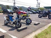 4miniツーリング!from大阪☆