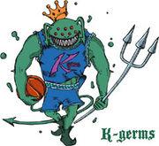 バスケチーム 「 K-germs 」