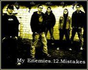 MY ENEMIES 12 MISTAKES