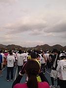 ジョギング パーティー@ふくやま