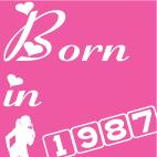 Born in 1987 (1987年生まれ)