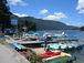 ◆◇木崎湖 『Modern Boat』◇◆