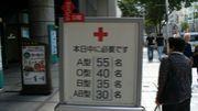 名古屋で献血 〜大義名分〜