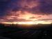 浦安舞浜付近から観る空