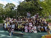 毛皮反対デモin大阪