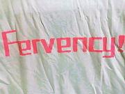 Fervency!