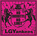 NO DOUBT!!! NO LIMIT 【LGY】