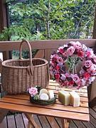 枯れないお花の贈り物
