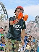 Street Performer SOBUKI