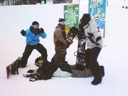 snowboard team 『赤楽会』