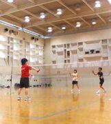 和歌山大学体育会羽球部