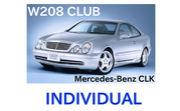 W208 CLUB ・ INDIVIDUAL