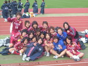 福大サッカー部女子