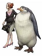 ジャイアントペンギン