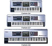 Roland Fantom-G6/G7/G8