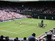 Tennis on Monday!