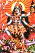 ヒンドゥーの神とパラパラ
