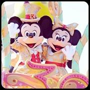 Disneyだいすきめんつ!