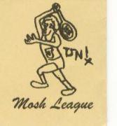 MOSH LEAGUE RECORD