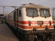 鉄道大国インド