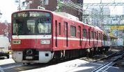 ♪赤い電車♪