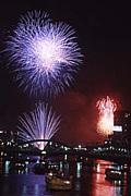 隅田川花火大会を楽しもう。