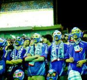 サッカー日本代表【応援戦隊】