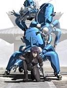 「攻殻機動隊ARISE」