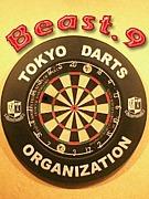 TDO darts team 『Beast.9』