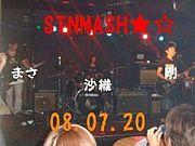 STNMASH★☆